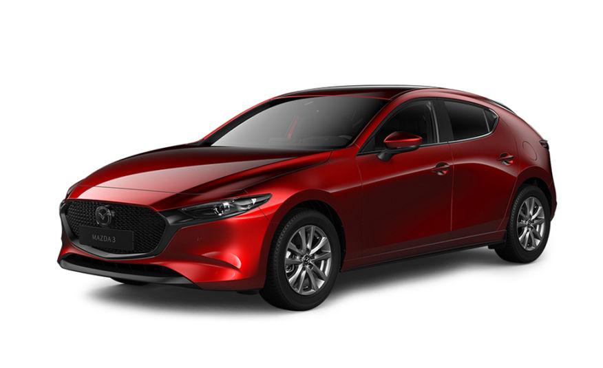 Mazda Mazda 3 Hybrid