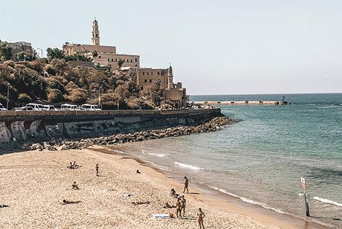 Tel Aviv; lo más cool del Mediterráneo