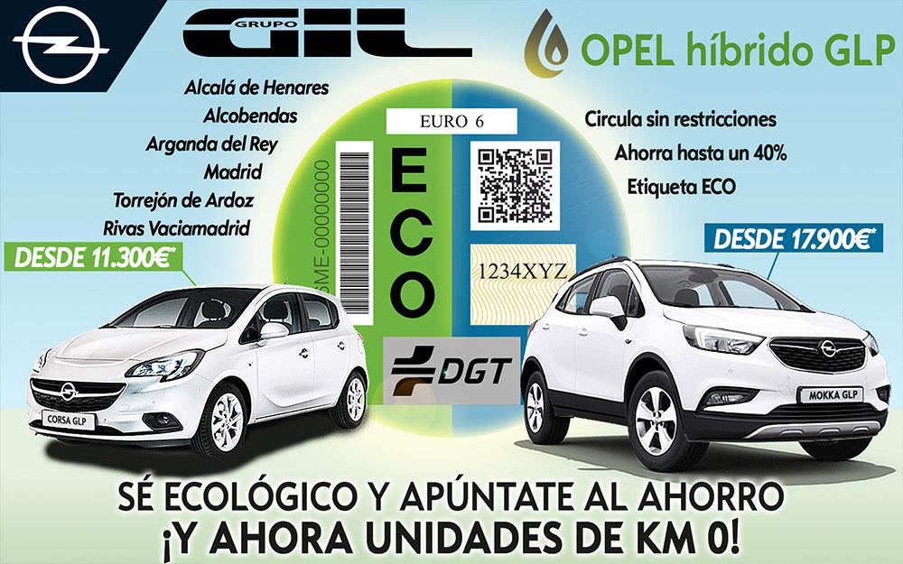 Opel GLP