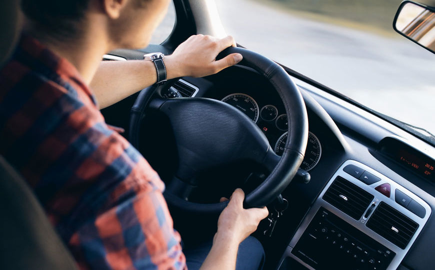 coche para conductor novel