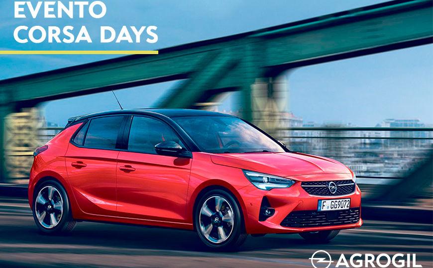 Corsa Days en Opel Agrogil
