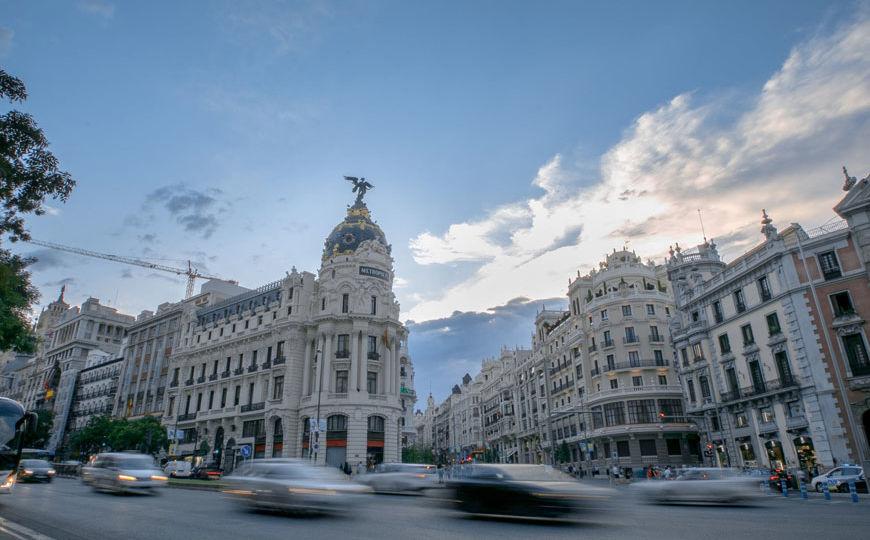 Coche de KM0 en Madrid