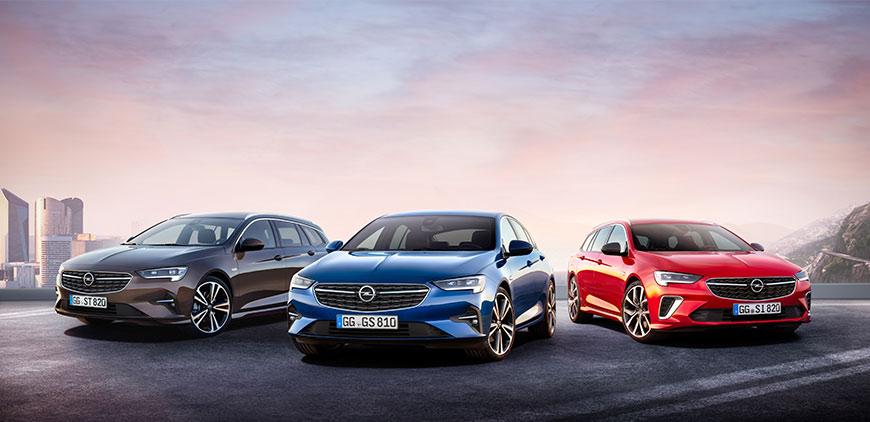Nuevo Opel Insignia - Deportivo