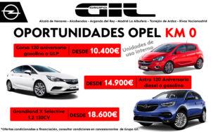 Opel km 0