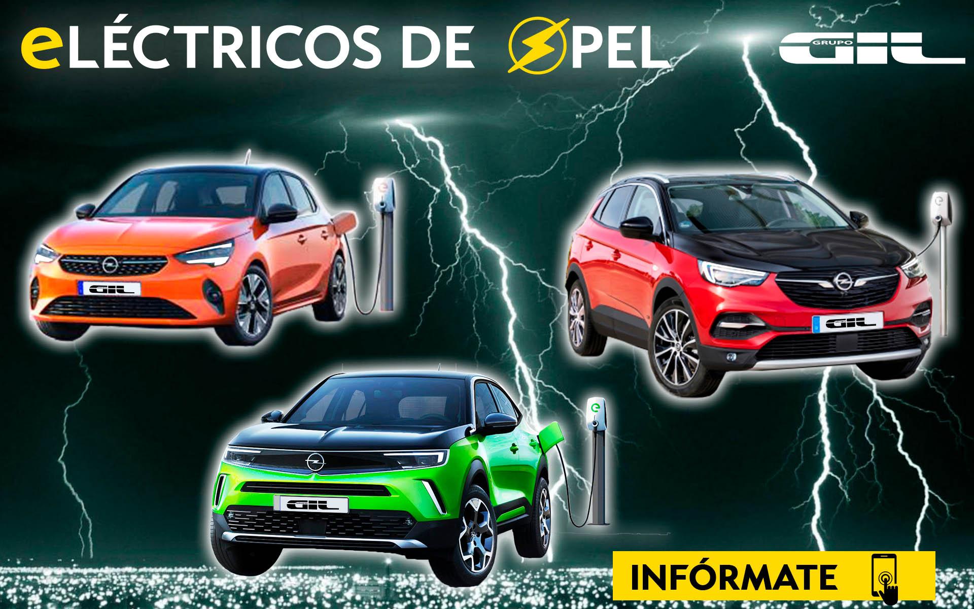 Eléctricos de Opel GIL